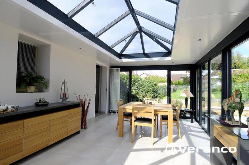 veranda toiture plate de veranco. Black Bedroom Furniture Sets. Home Design Ideas