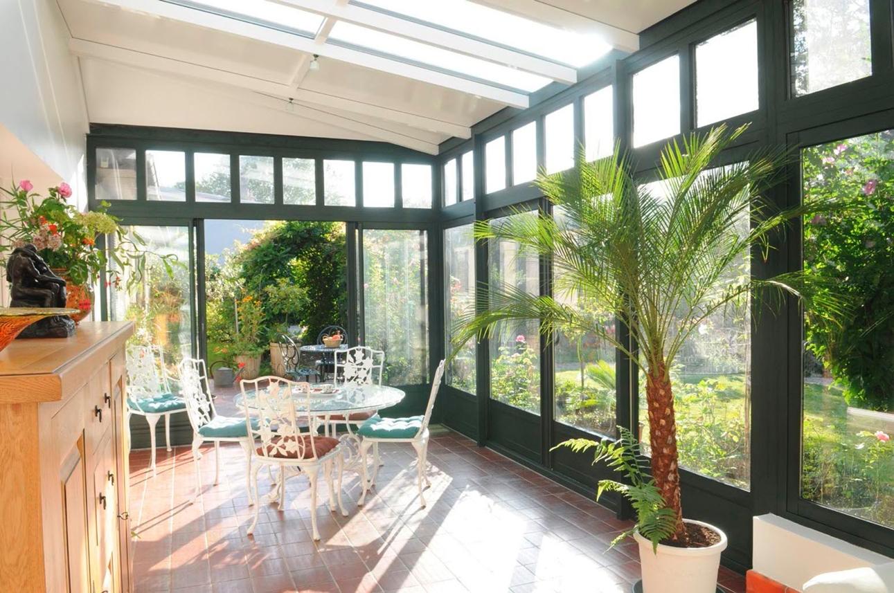 veranda alu conception et pose de v randas en aluminium. Black Bedroom Furniture Sets. Home Design Ideas