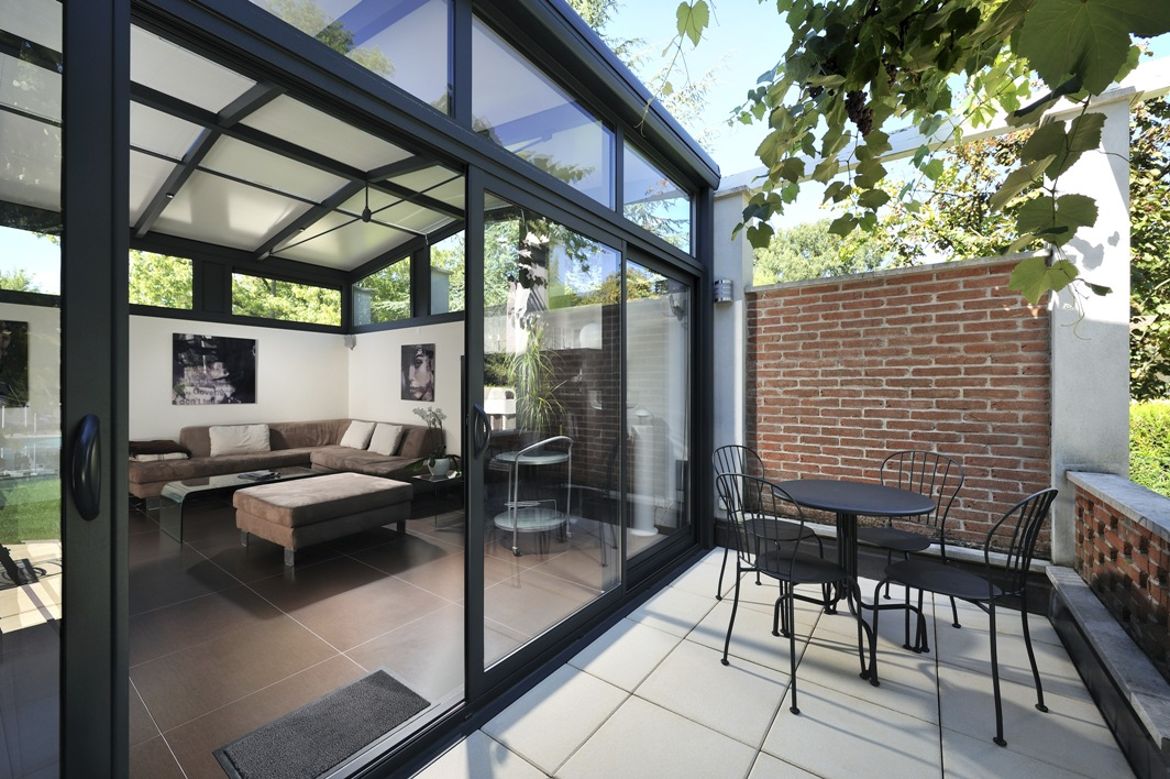 veranda creation. Black Bedroom Furniture Sets. Home Design Ideas