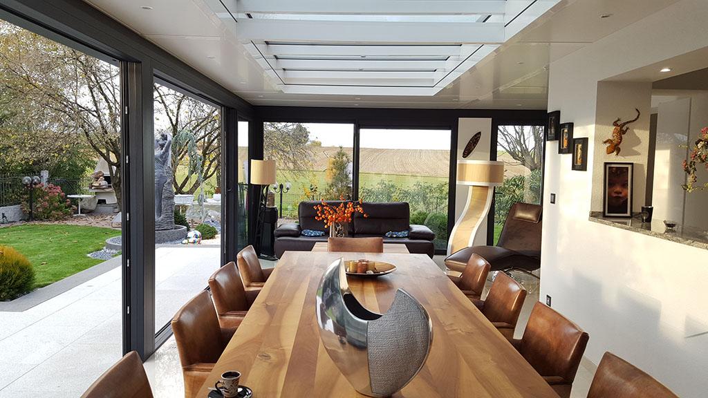 veranda belfort conception et pose de v randas belfort. Black Bedroom Furniture Sets. Home Design Ideas